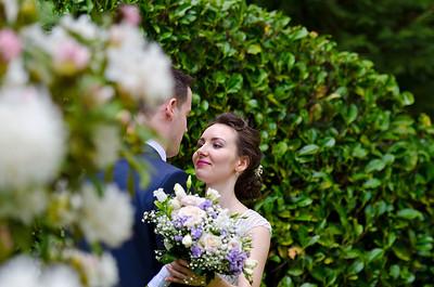Ievgeniia & James' Wedding