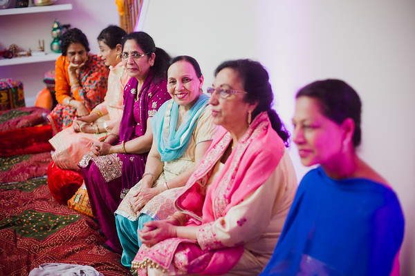Hermondeep Sangeet and Coverage