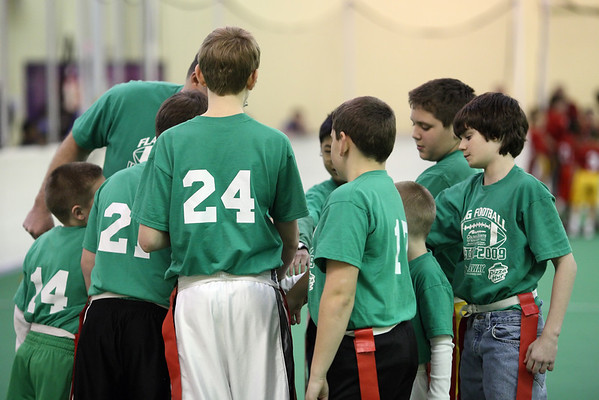 Winter 2009 Flag Football The Packers