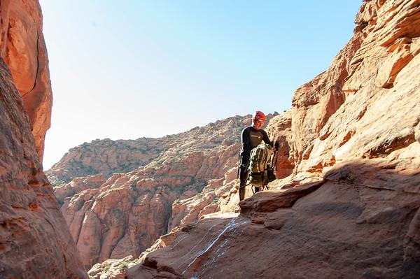 Arch Canyon / Johnson Canyon Canyoneering