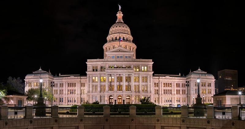 Texas State Capitol - Dec 5, 2018
