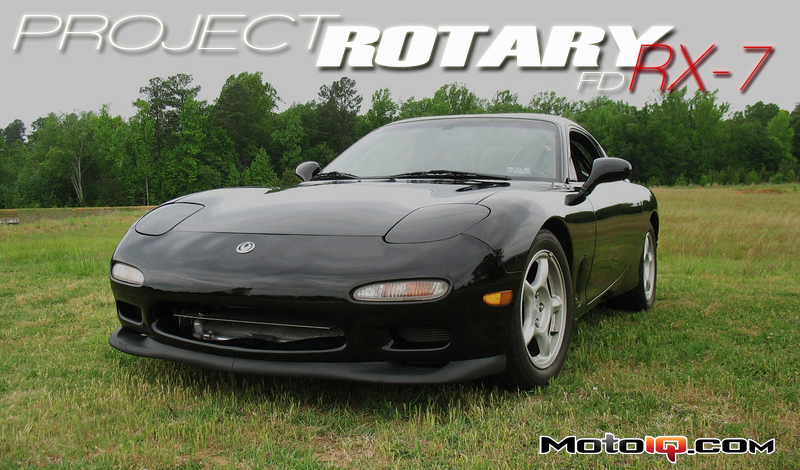 Project FD RX-7 Part 1 - Regenesis