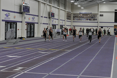 15 January 2010 Whitewater Indoor Track Meet