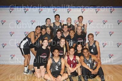 Azusa Pacific Team Photos