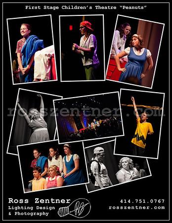 """First Stage Children's Theatre """"Peanuts"""""""