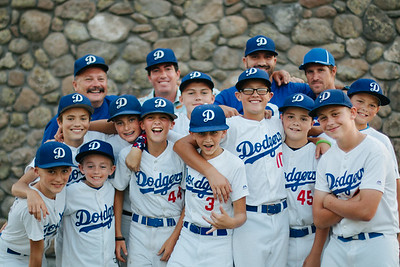 Dodger's Team Pictures