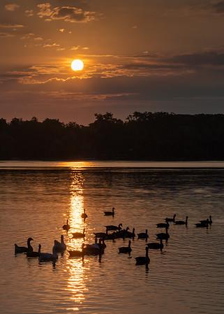 19.07.29 Morning On Lake Ontario