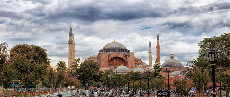 Ayasofya (Hagia Sophia)