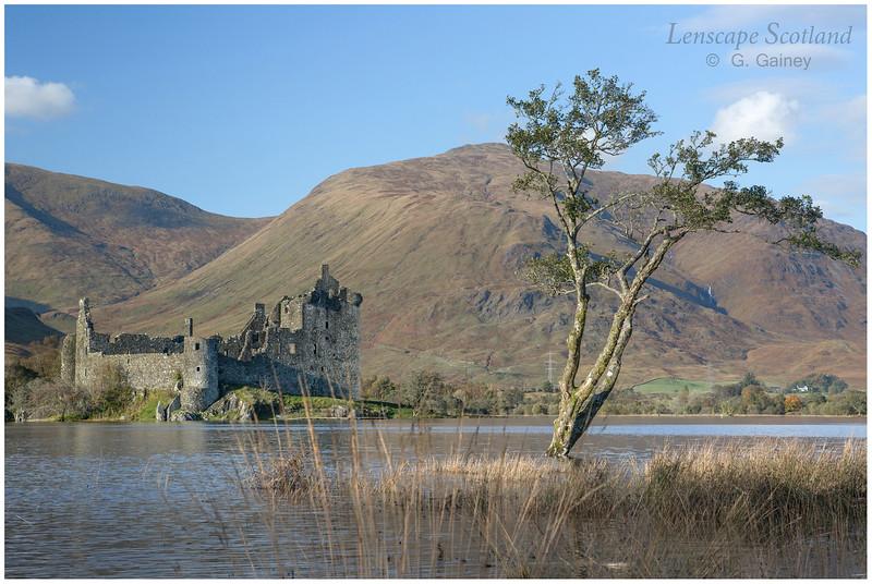 Kilchurn Castle, Loch Awe (1)