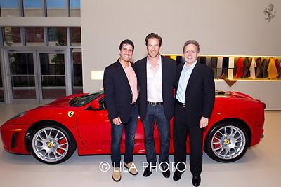 Ferrari Palm Beach - Cocktail Reception