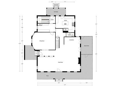 702 E. Victory Dr Floorplan