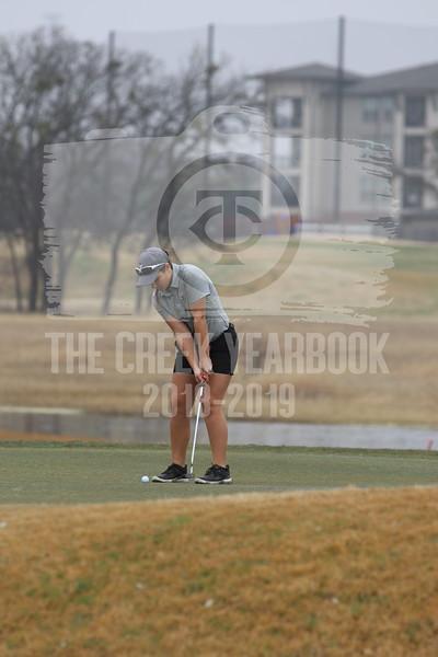 February 5, 2019 - Golf