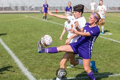 9-9-17 Minneapolis Southwest v Minneapolis South Girls Soccer