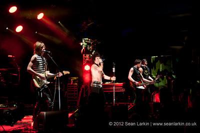 Wildside Riot - Hard Rock Hell VI