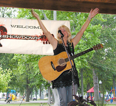 Country Showdown-Music and Arts Fest