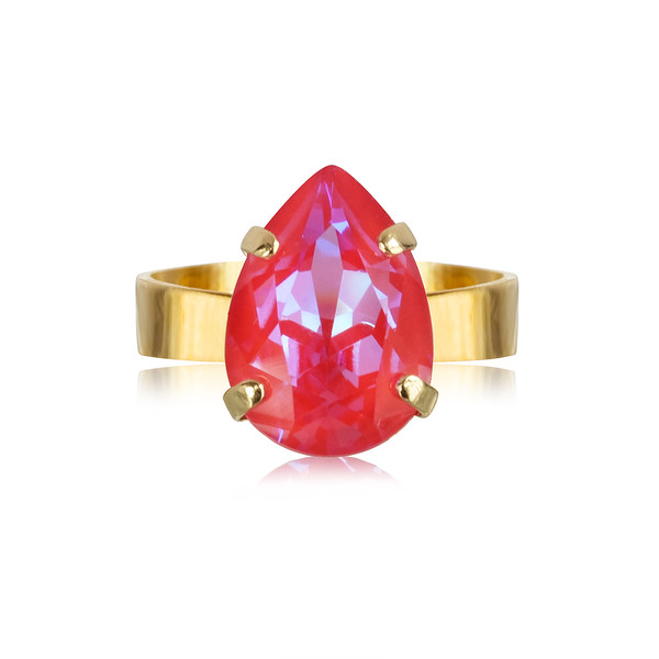 Caroline_Svedbom_Mini Drop Ring_RoyalRedDeLite_gold.jpg