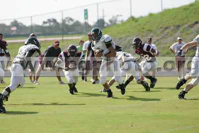 Scrimmage: Silsbee vs Little Cypress Mauriceville