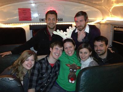2012 Tacky Light Bus Tour