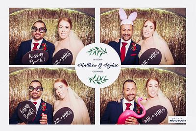 Sophie and Matthew - wedding at Oldwalls Gower