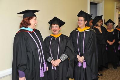 Nursing Commencement December 2010