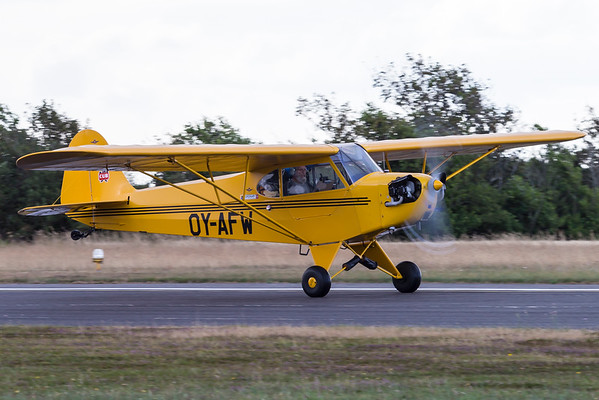 OY-AFW - Taylor J2 Cub