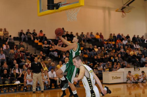 Hokes Bluff vs Glencoe, December 5, 2008