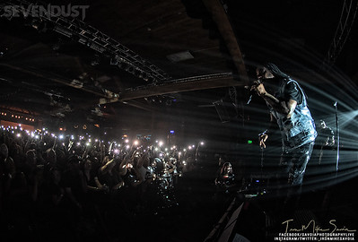 Sevendust - Showbox Sodo - Seattle 8.28.19