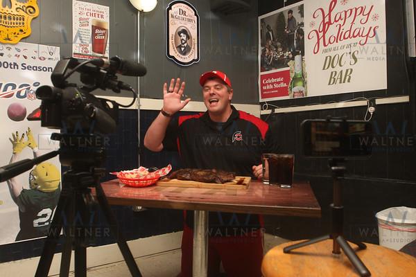 Randy Santel & the 100 oz. steak challenge