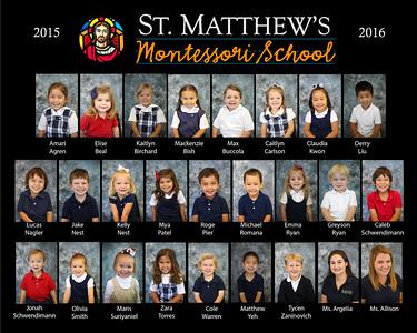 St. Matthew's Montessori School 2015