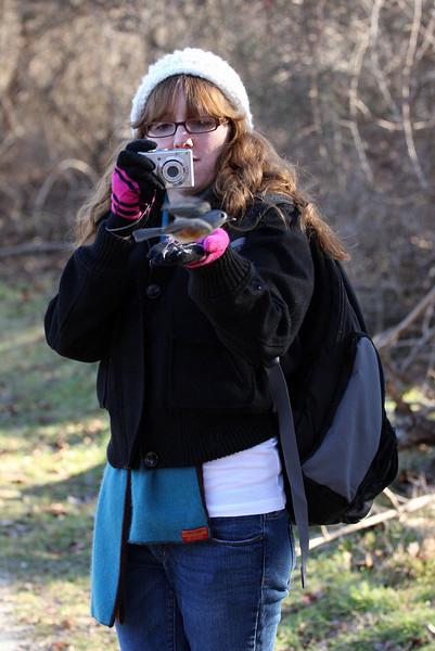 At the Elizabeth A. Morton National Wildlife Refuge, Sag Harbor, NY.