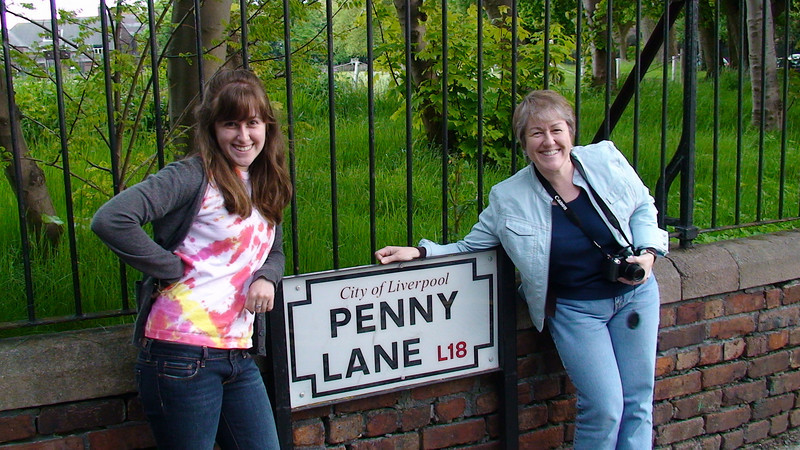 Penny Lane - Liverpool