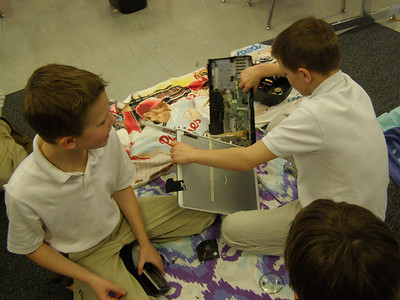 Tinkering Club Session 2