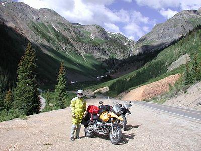 Motorcycle Trip to New Mexico / Colorado