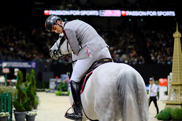 LONGINES FEI WORLD CUP JUMPING FINAL 3 and 4