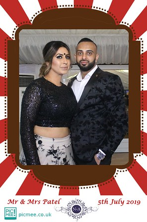 Mr & Mrs Patel