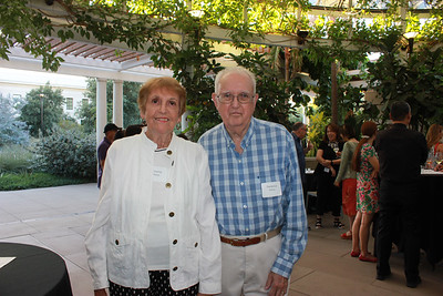City Club, Chinese Club Welcome Garden Curator