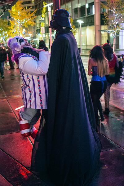 #619/620 Halloween @ 4SL! (+VIDEO) 10/31/14