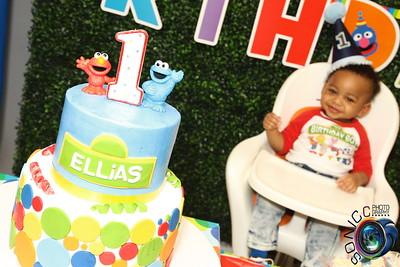 FEBRUARY 29TH, 2020: ELLIAS 1ST BIRTHDAY BASH