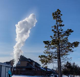 Boiling Cloud