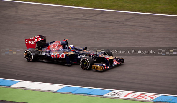 F1 - Germany 2012