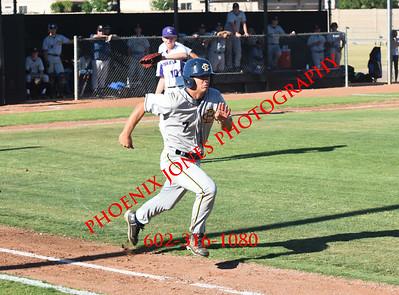 4-28-2015 - Bourgade at Northwest Christian - Baseball