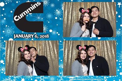 Cummins Annual Xmas Party 2018