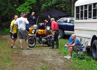 Ride In Camp Out 2009
