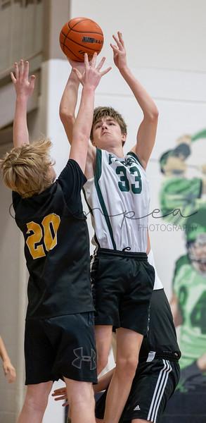 8th Grade Govs vs Mitchell - Feb 13 2021