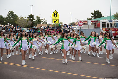 Montwood High School Homecoming Parade