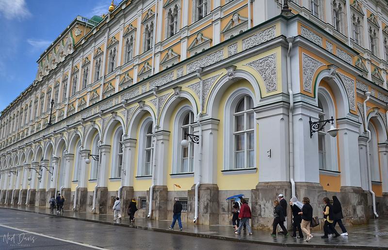The Grand Kremlin Palace - 1837-1849
