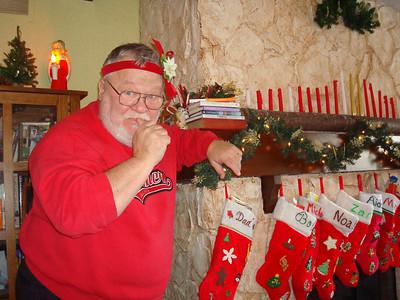 <b>Dec. '08: Family Christmas in Wisco</b>