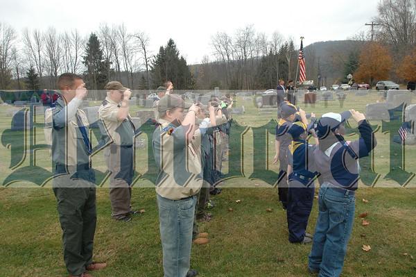 Grahamsville Veteran's Day