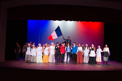 2018 French Night • Les Misérables