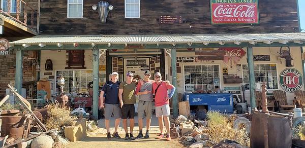 8/2/19 Eldorado Canyon ATV/RZR & Gold Mine Tour
